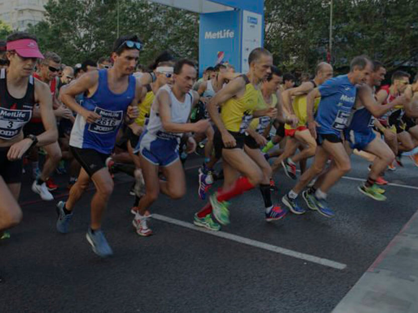 Carrera 15km Metlife Madrid Activa 2017